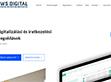 dwsdigital.hu Papírok digitális irattá alakítása