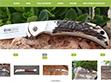 kezmuvesajandek.com Kézműves kés webshop