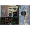 Kép 6/6 - Lutec BONN kültéri fali lámpa E27 szürke porszórt