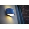 Kép 3/6 - Lutec BONN kültéri fali lámpa E27 szürke porszórt