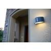 Kép 4/6 - Lutec BONN kültéri fali lámpa E27 szürke porszórt