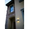 Kép 5/6 - Lutec BONN kültéri fali lámpa E27 szürke porszórt
