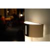 Kép 2/4 - Lutec BONN kültéri fali lámpa E27 fényes rozsdamentes