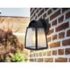 Kép 2/3 - Lutec KELSEY kültéri fali lámpa E27 foglalattal IP44
