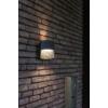 Kép 2/4 - Lutec LOTUS kültéri fali lámpa 11 watt LED