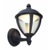 Kép 1/4 - Lutec UNITE kültéri fali lámpa 9W. Klasszikus falikar álló