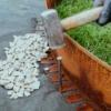 Kép 6/10 - Babaan COR-TEN® acél ágyásszegély 10 cm Fix 300