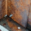 Kép 2/3 - Rögzítő csavar COR-TEN® acél ágyásszegélyhez