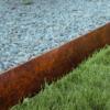 Kép 1/10 - COR-TEN® acél ágyásszegély 20 cm merev