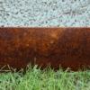 Kép 3/7 - Babaan COR-TEN® acél ágyásszegély 15 cm FIX 300