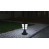 Kép 2/3 - Kanlux RILA kültéri álló lámpa E27 foglalattal 30 cm