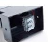 Kép 7/7 - Infravörös Fali mozgásérzékelő manuális felülíró funkcióval fekete IP65