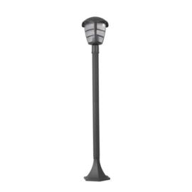 Kanlux RILA kültéri álló lámpa E27 foglalattal nagy