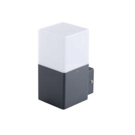 Kültéri fali lámpa Kanlux VADRA E27