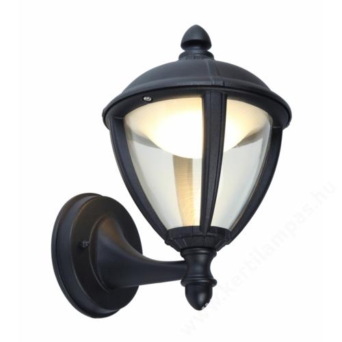Lutec UNITE kültéri fali lámpa 9W. Klasszikus falikar álló