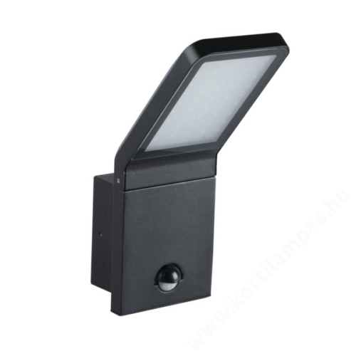 Kanlux SEVIA LED 26 kültéri fali lámpa beépített LED 9W mozgásérzékelővel