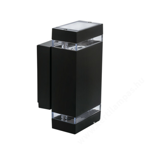 Kanlux ZEW EL-235J-B kültéri fali lámpa 2x GU10