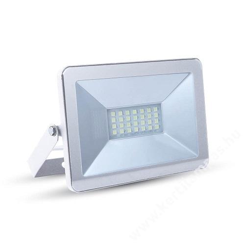 Fehér LED reflektor 10W Hideg fehér 6000 - 6500K