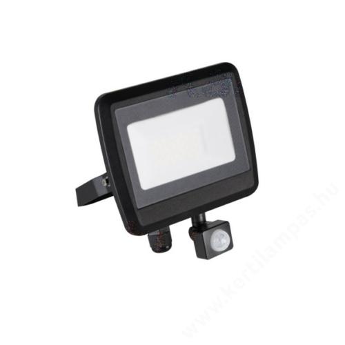 ANTEM LED kerti lámpa 30W-NW-SE reflektor mozgásérzékelővel